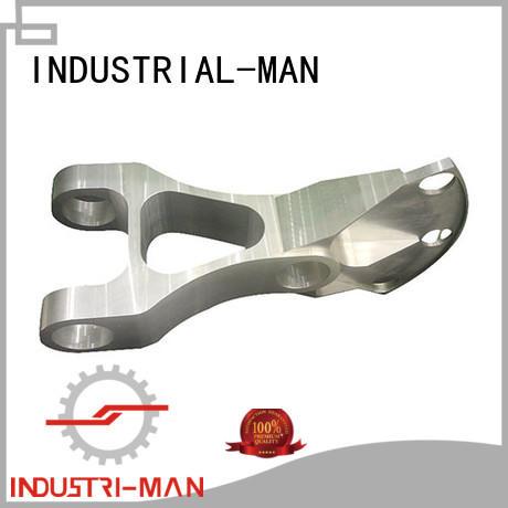 cnc metal parts for cnc prototype INDUSTRIAL-MAN