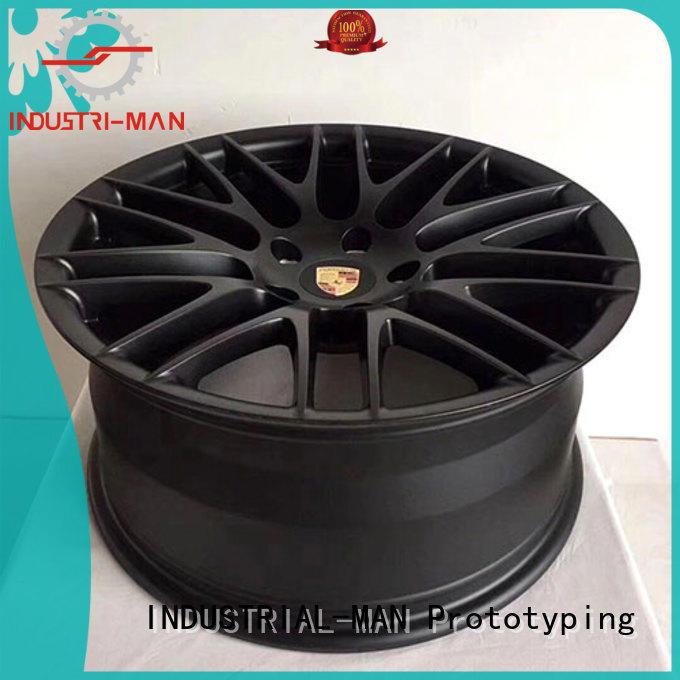 INDUSTRIAL-MAN work cheap metal cnc company