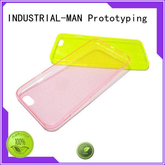 INDUSTRIAL-MAN Brand plastic by custom vacuum mold casting