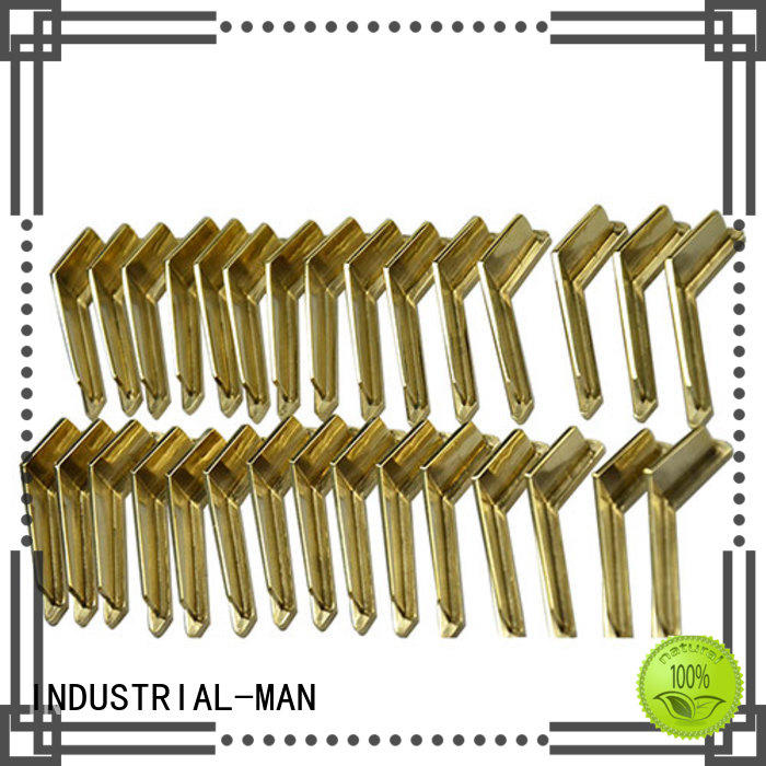 INDUSTRIAL-MAN sheet metal cnc machine company