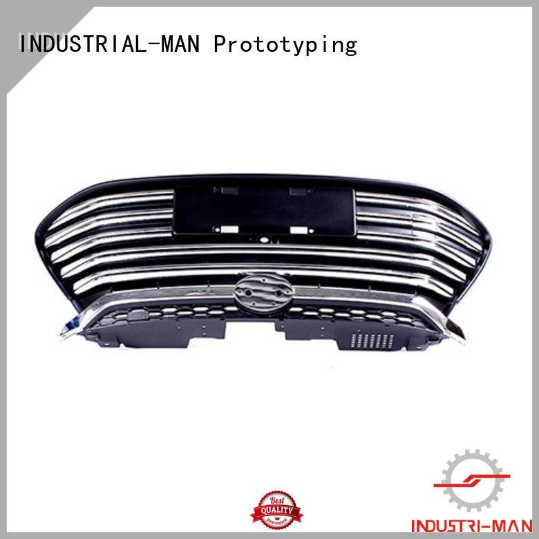 mini machined plastic machining INDUSTRIAL-MAN Brand