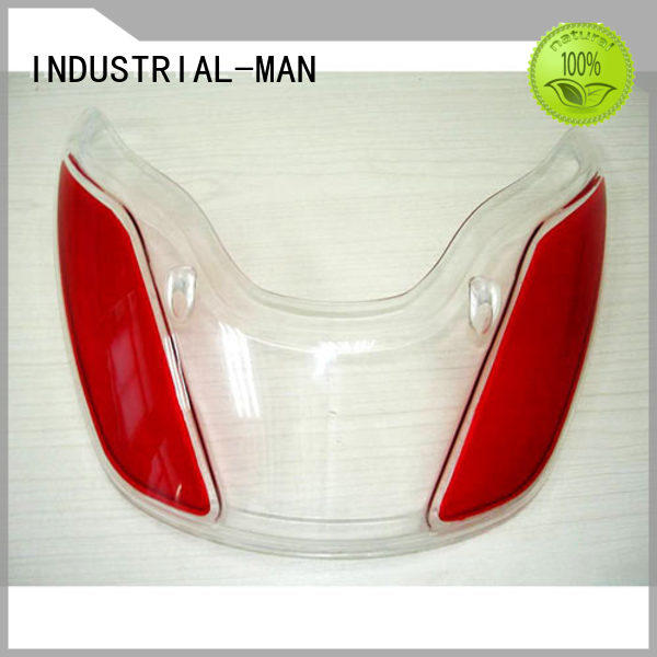 INDUSTRIAL-MAN best quality rapid machining manufacturers