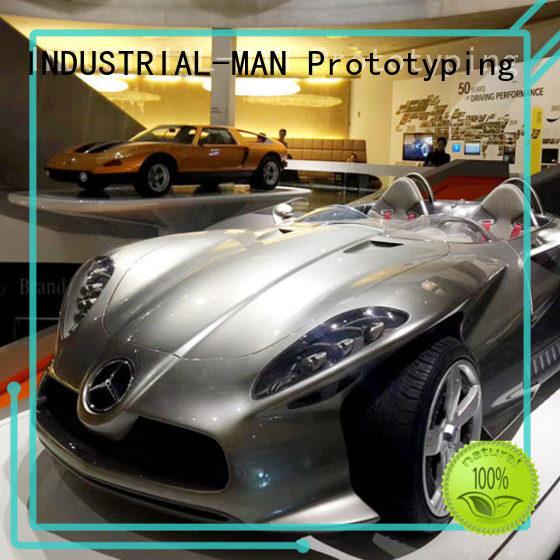 INDUSTRIAL-MAN fast cnc auto repair Suppliers
