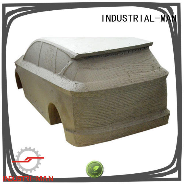 INDUSTRIAL-MAN best price cnc auto service factory