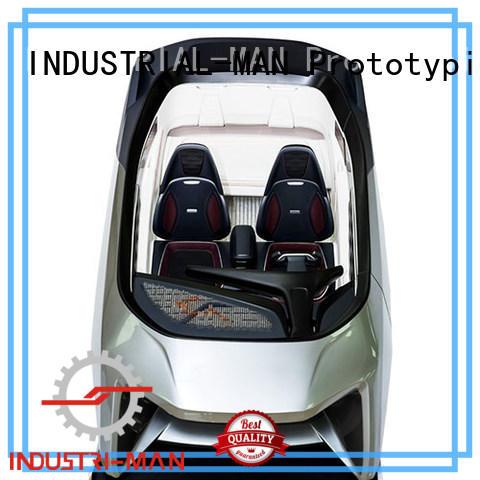 INDUSTRIAL-MAN hot-sale plastic prototype service for door