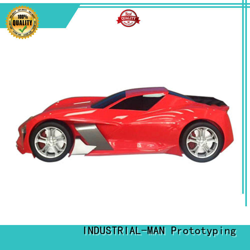 INDUSTRIAL-MAN Brand wholesale industrial vehicle quality cnc auto