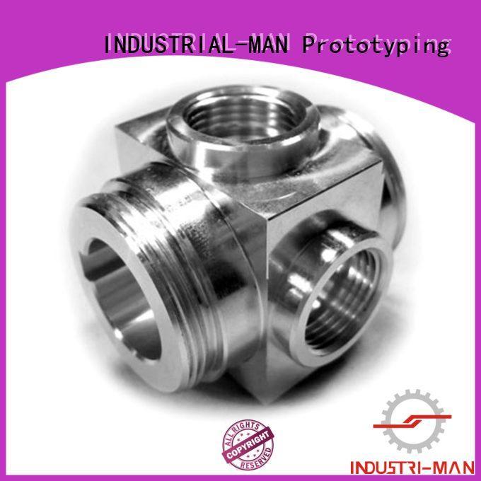 INDUSTRIAL-MAN on sale metal milling service brass for wheel