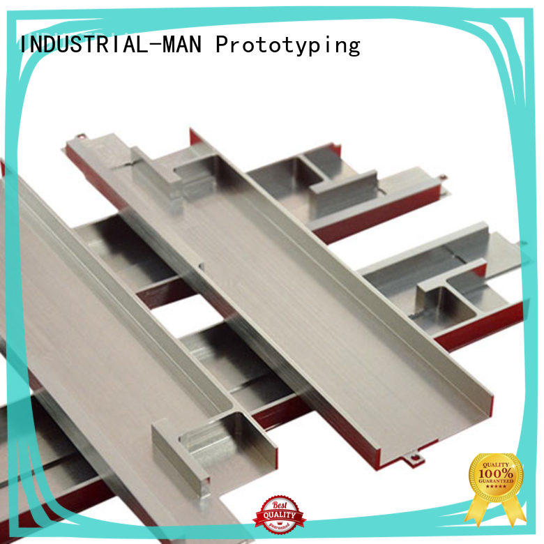 INDUSTRIAL-MAN bumper rapid prototyping tools free sample for car