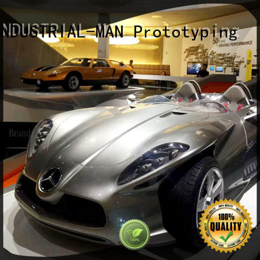 best design cnc car parts order now for machining INDUSTRIAL-MAN