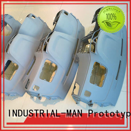 INDUSTRIAL-MAN best quality vacuum mould casting company for plastic