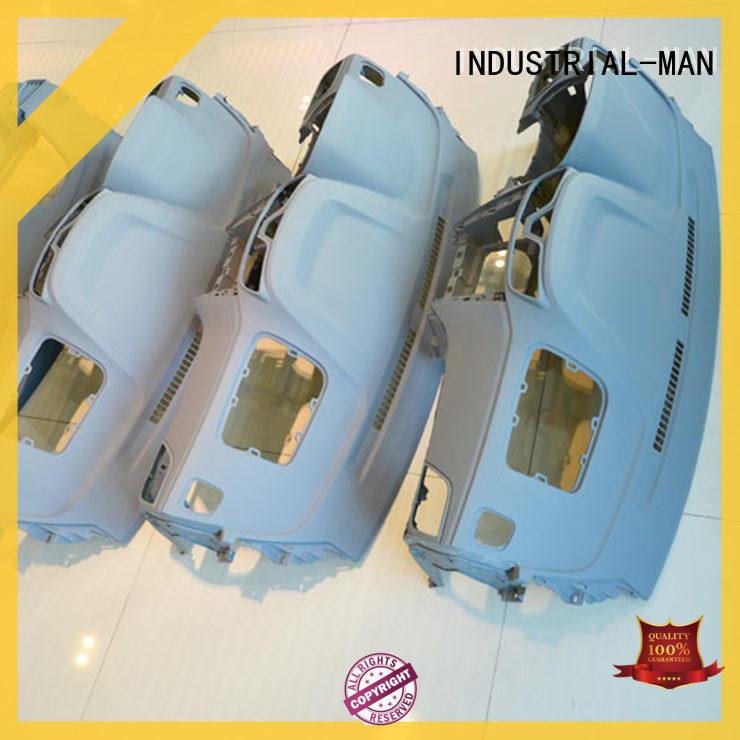 INDUSTRIAL-MAN silicone vacuum die casting process inquire now for plastic