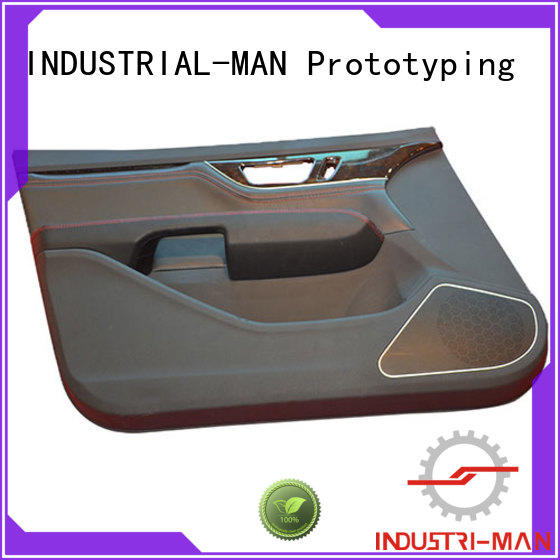 cnc parts for prototype INDUSTRIAL-MAN