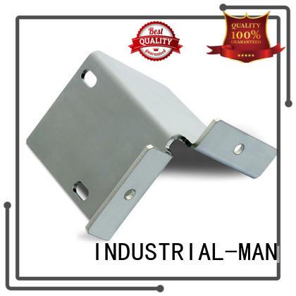 aluminium milling service INDUSTRIAL-MAN