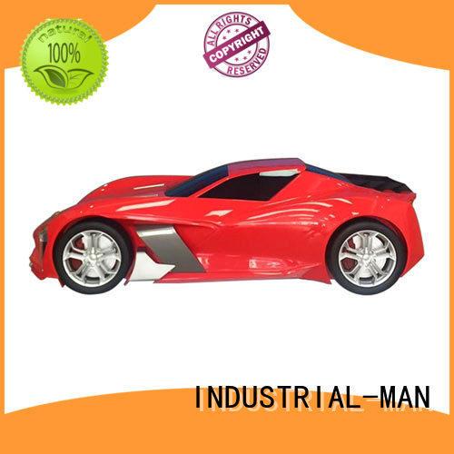 cnc car parts for mini models INDUSTRIAL-MAN