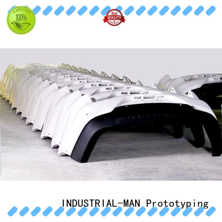 INDUSTRIAL-MAN customization rapid prototyping software free sample for molding
