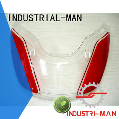 INDUSTRIAL-MAN clay auto cnc by bulk for components