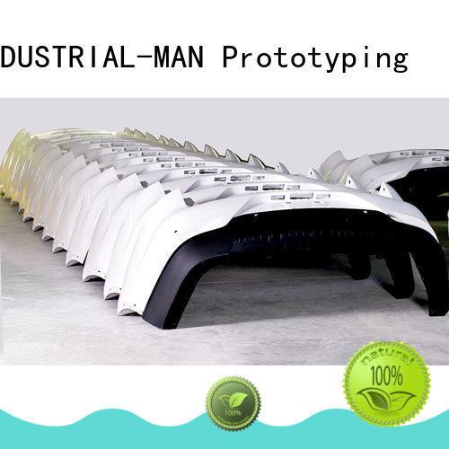 3d rapid prototyping bumper for bending INDUSTRIAL-MAN