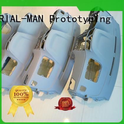 INDUSTRIAL-MAN free sample vacuum molding plastic by bulk for plastic