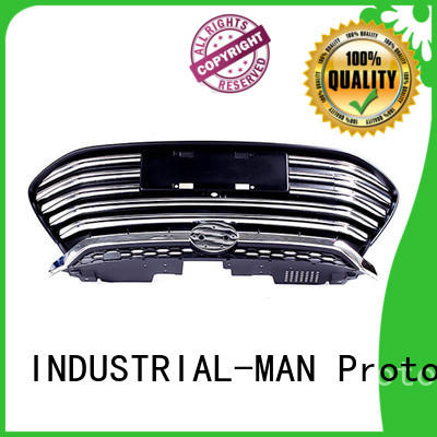 INDUSTRIAL-MAN best price prototype cnc machining buy now for minicar