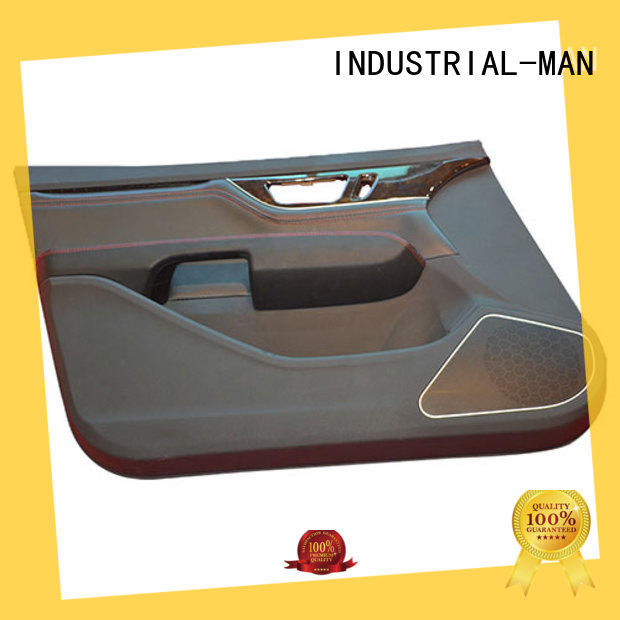 machined robot CNC plastic prototype grill INDUSTRIAL-MAN