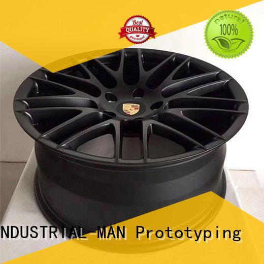 custom aluminum milling inquire now for cnc prototype INDUSTRIAL-MAN