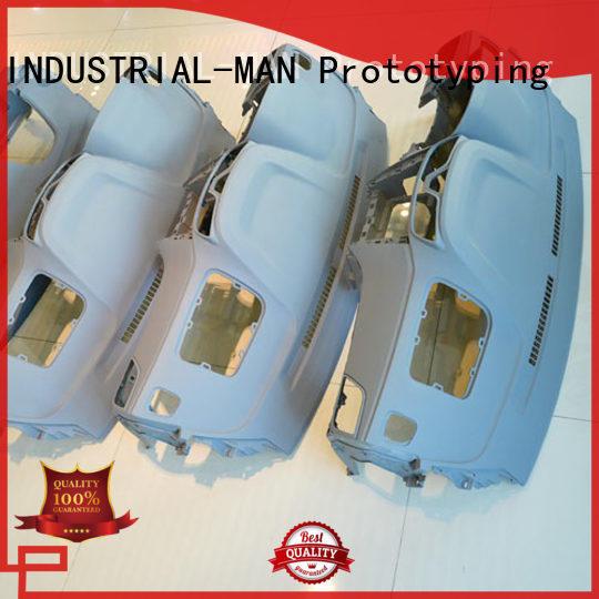 INDUSTRIAL-MAN Brand car vacuum vacuum casting bumper factory