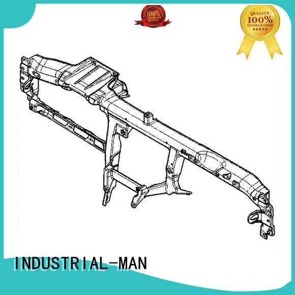 INDUSTRIAL-MAN high-end rapid cnc machining Suppliers