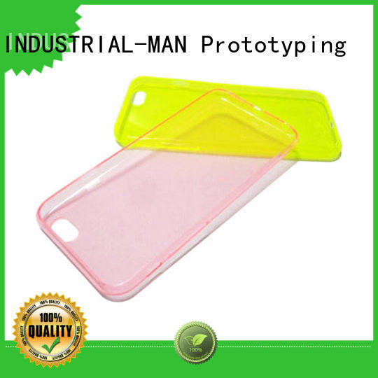 best material vacuum molding by bulk for plastic INDUSTRIAL-MAN