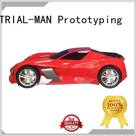 INDUSTRIAL-MAN axis prototype plastic molding factory