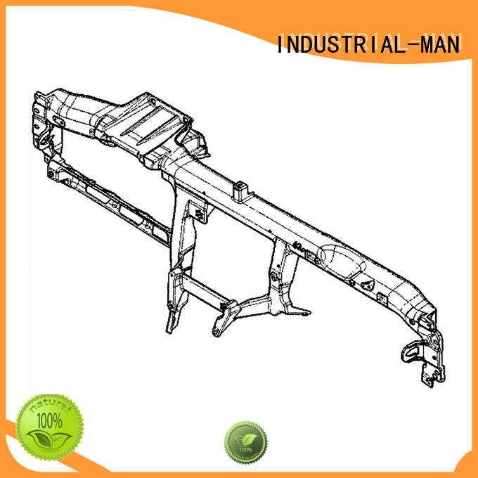INDUSTRIAL-MAN sla rapid prototyping factory price for stamping