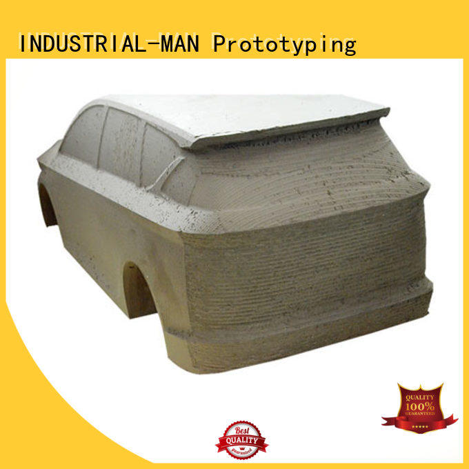 INDUSTRIAL-MAN best quality prototype injection molding factory