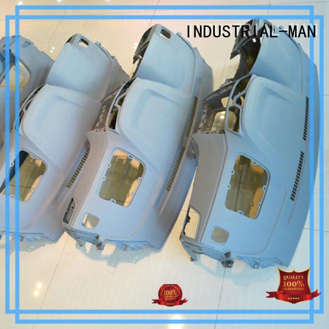 INDUSTRIAL-MAN free sample vacuum casting resin rubber