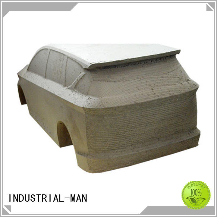 INDUSTRIAL-MAN factory price cnc motorcycle parts manufacturers