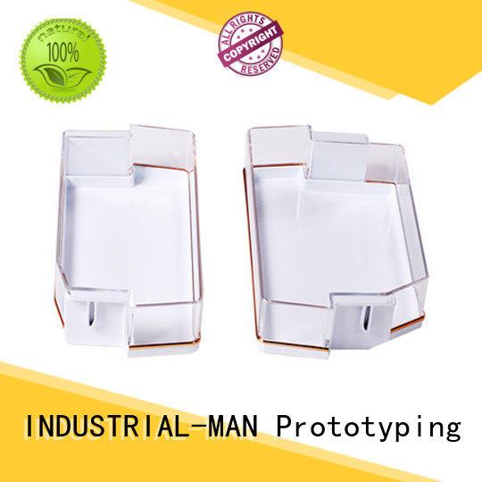 INDUSTRIAL-MAN best price cnc plastic grill for door