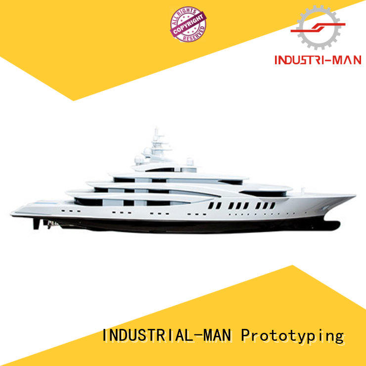 5 axis cnc home appliance INDUSTRIAL-MAN