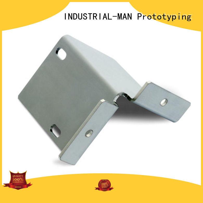 car stainless metal prototype metal INDUSTRIAL-MAN