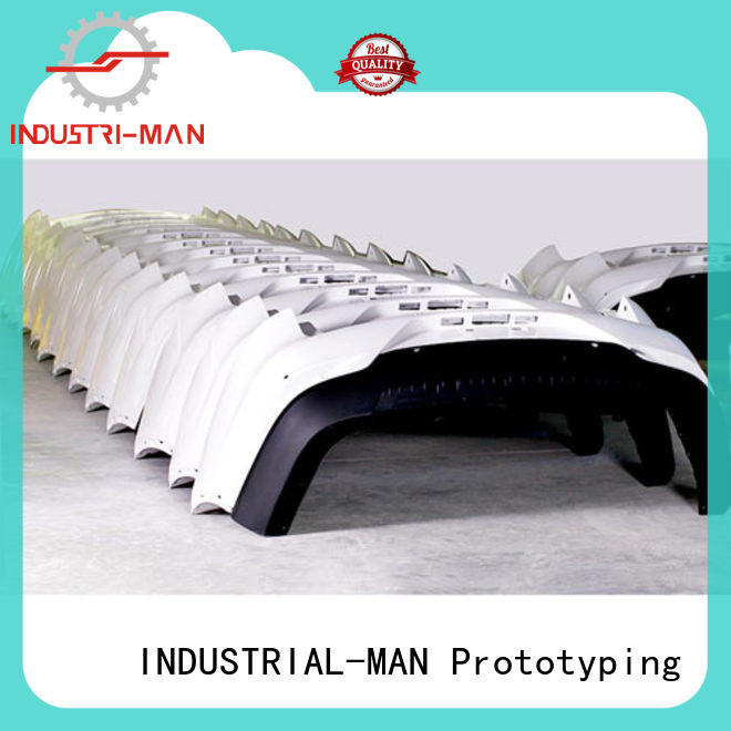 INDUSTRIAL-MAN durable cnc rapid prototyping Suppliers