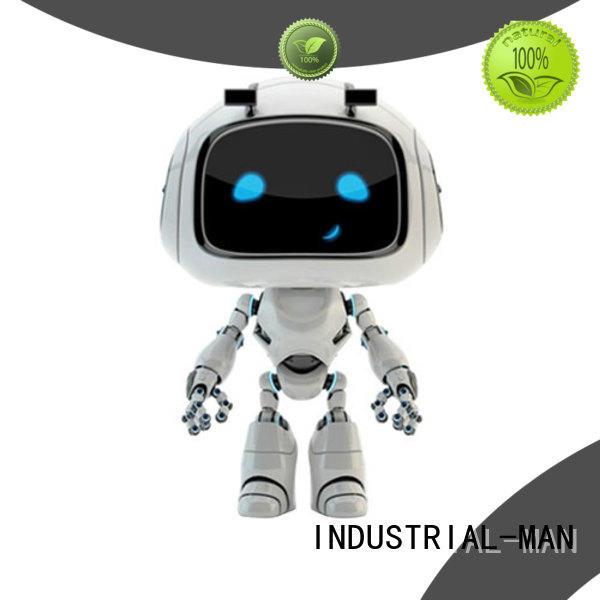 INDUSTRIAL-MAN cnc plastic factory