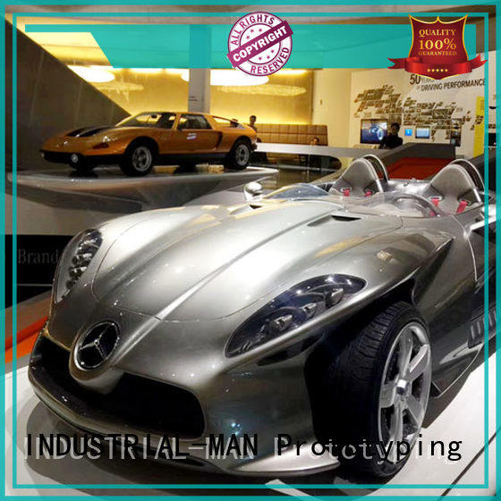 INDUSTRIAL-MAN high-quality car body molding inquire now for machining