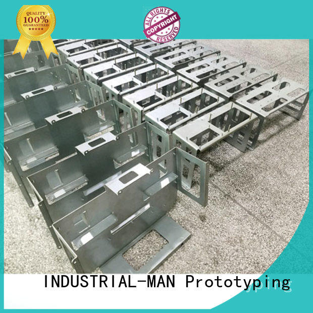 INDUSTRIAL-MAN bumper direct rapid tooling high-quality for dieing
