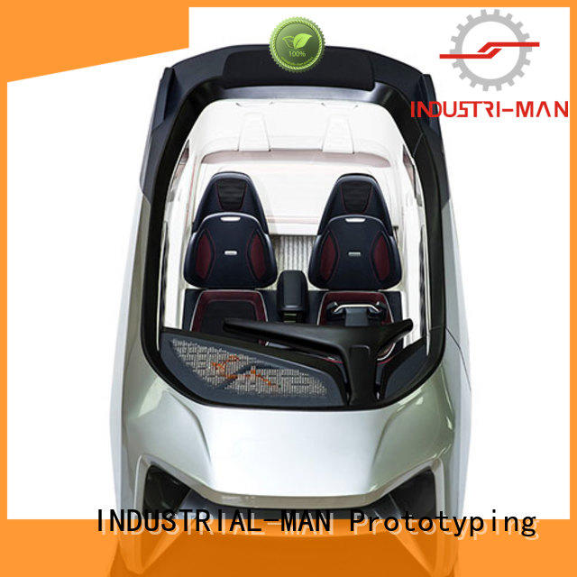 INDUSTRIAL-MAN popular cnc router plastic cutting order now