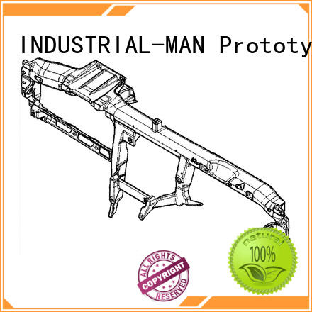 rapid prototyping and tooling plastic INDUSTRIAL-MAN Brand rapid mold