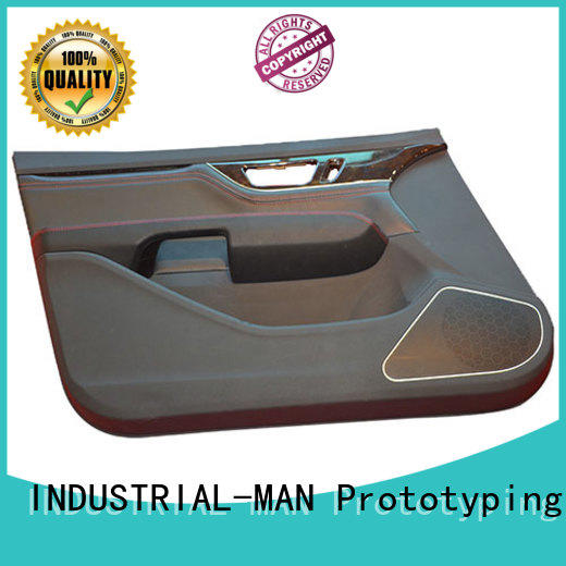 clear cnc plastic supplier for abs INDUSTRIAL-MAN