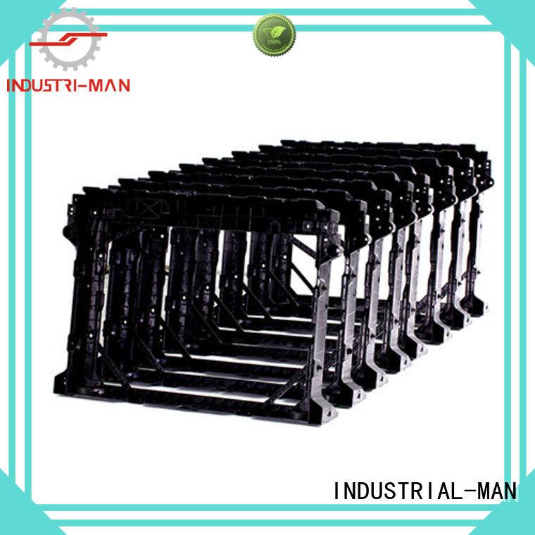 mini cnc models INDUSTRIAL-MAN