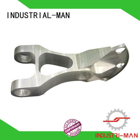 INDUSTRIAL-MAN brass computerized metal cutting machine factory