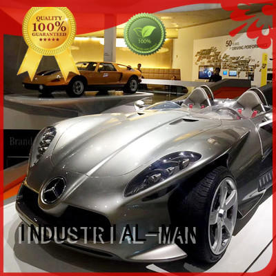car moulding quality by INDUSTRIAL-MAN Brand cnc auto