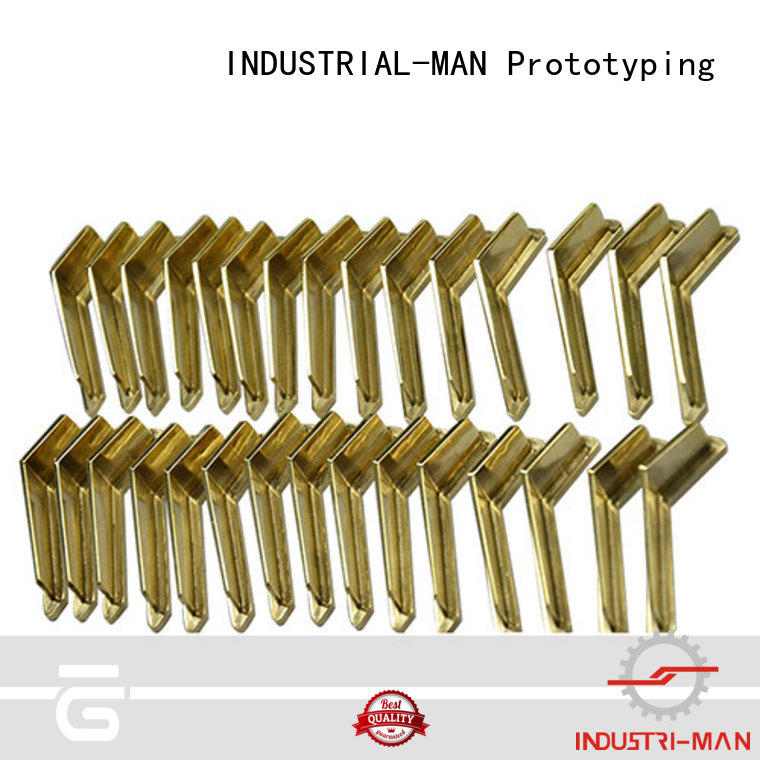 high precision aluminum cnc milling service order now INDUSTRIAL-MAN