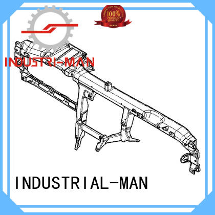 INDUSTRIAL-MAN fast cnc milling machine tools manufacturers