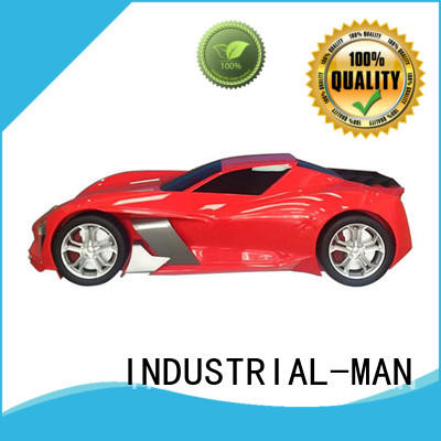 clay auto cnc clay for lights INDUSTRIAL-MAN