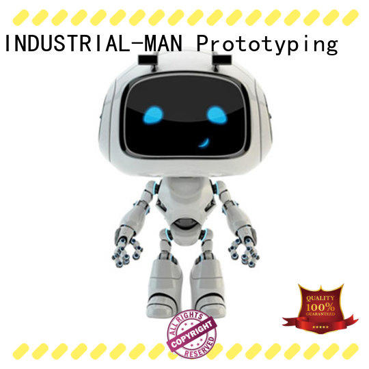 INDUSTRIAL-MAN latest CNC plastic prototype home appliance for prototype